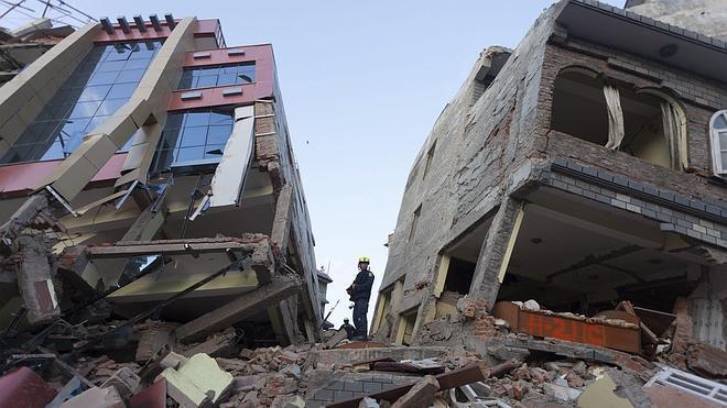 El terremoto de Nepal anticipa otro gran seísmo en la región