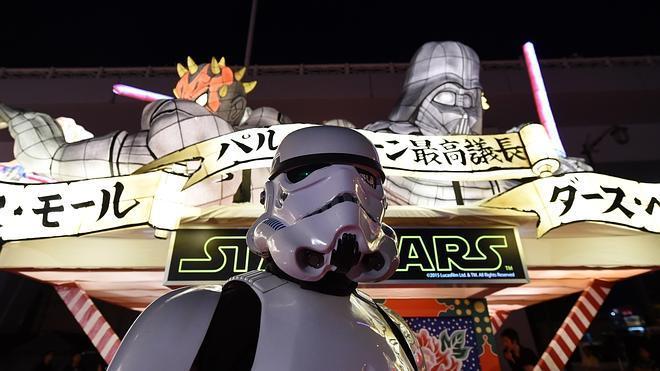 Disney construirá dos parques temáticos de 'Star Wars' en EE UU