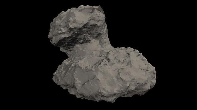 Resuelto el misterio de la 'canción' del cometa sobre el que se posó 'Philae'