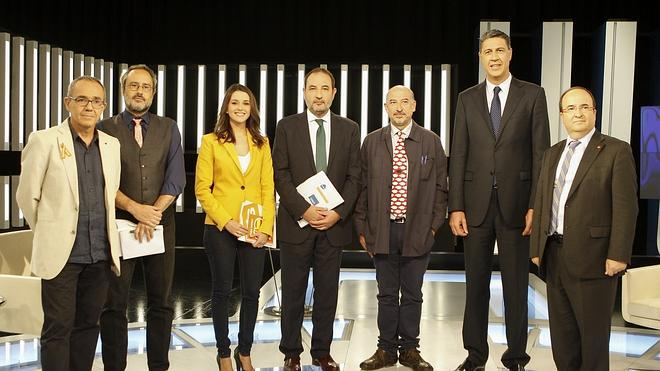La viabilidad económica de un Estado catalán polariza el debate electoral en TVE