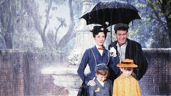 Disney prepara un nuevo musical basado en 'Mary Poppins'