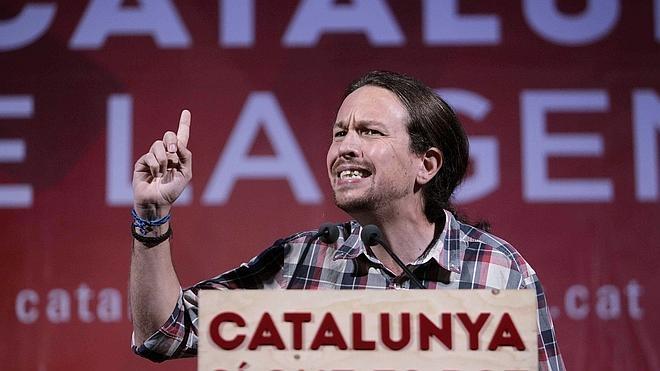 Iglesias echó de menos más debate social en el 'cara a cara' entre Margallo y Junqueras
