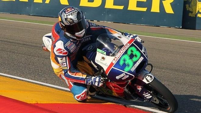 Bastianini, 'pole' para no rendirse en Moto3