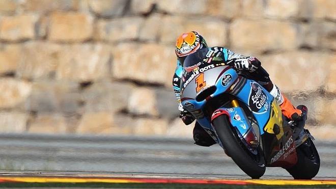 'Pole' para Tito Rabat en Moto2
