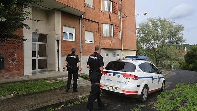 Detenido el novio de la mujer asesinada en Vizcaya