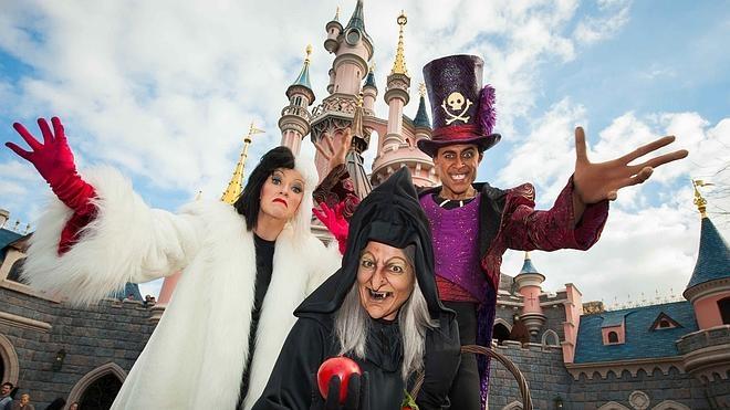 Los villanos de Disney meten miedo
