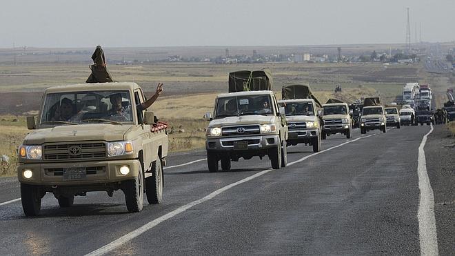 Amnistía Internacional acusa a los kurdos de cometer crímenes de guerra en Siria