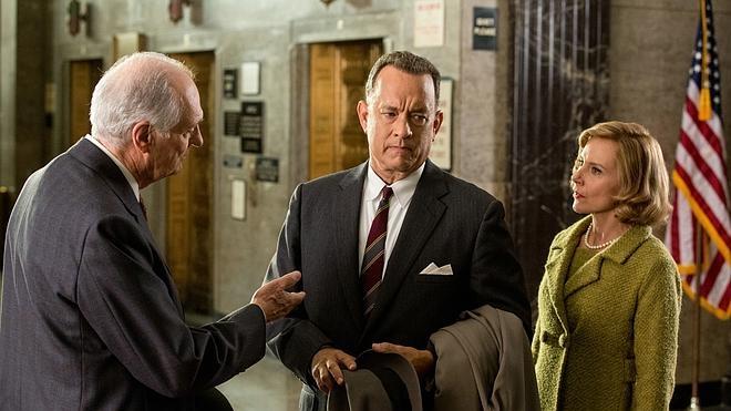 La Guerra Fría de Steven Spielberg y Tom Hanks