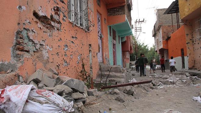 Mueren 28 milicianos del PKK y tres militares turcos en enfrentamientos al sureste del país