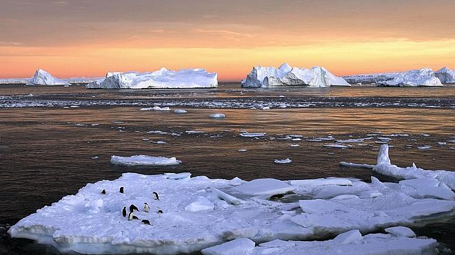 El deshielo de la Antártida podría elevar tres metros el nivel del mar