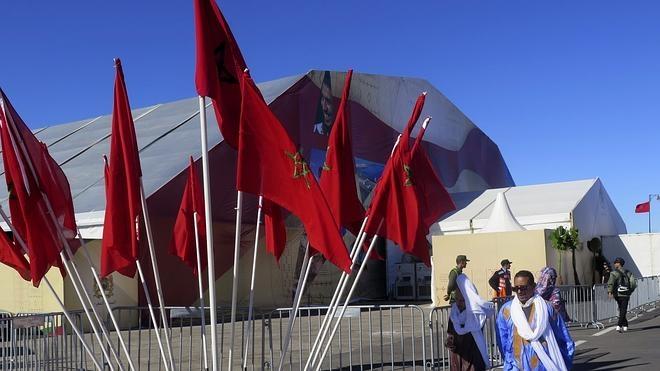 El Gobierno saharahui ve riesgo de una vuelta a las armas en el 40 aniversario de la Marcha Verde