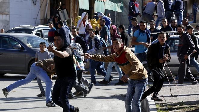 Mueren tres palestinos en Cisjordania en enfrentamientos con el Ejército israelí