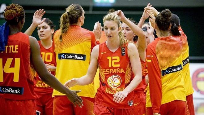 España derrota a Suecia a domicilio