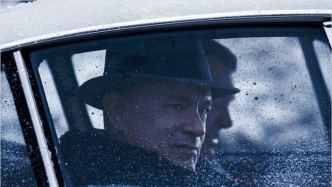 'El puente de los espías', de Spielberg, y 'En el corazón del mar', en los cines