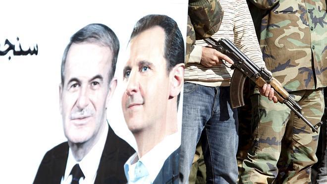 La oposición siria, dispuesta a negociar con el régimen de El-Asad
