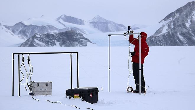 El agujero de la capa de ozono alcanza niveles récord para el mes de diciembre