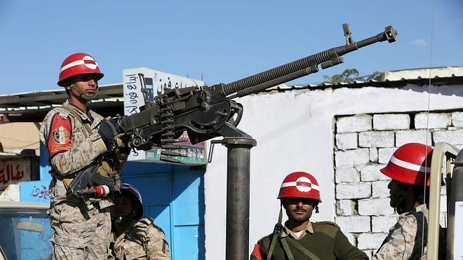 La coalición árabe pone fin al alto el fuego en Yemen