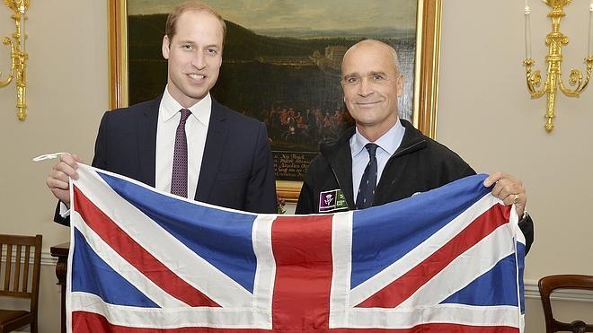 Muere el británico que trataba de cruzar la Antártida solo y a pie
