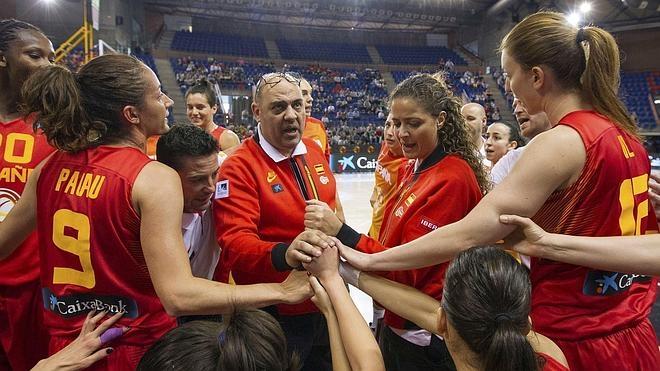 China y Venezuela, primeras rivales de España en el preolímpico