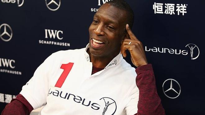 Michael Johnson: «Bolt debe ser considerado como el mejor de todos los tiempos»