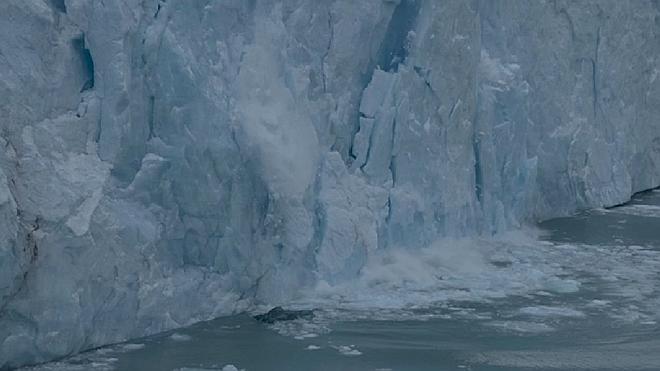 El deshielo de la Antártida, a vista de dron