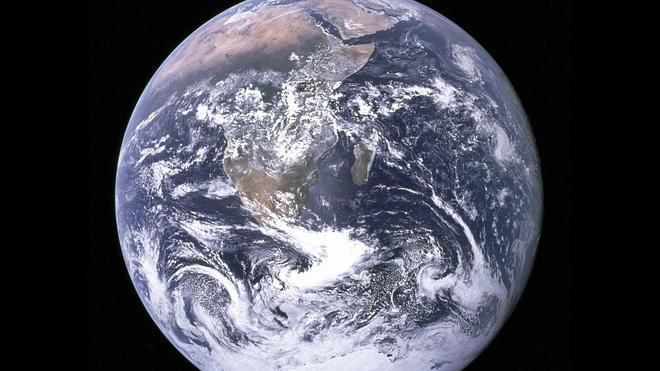 El deshielo de los polos afecta al eje de rotación terrestre