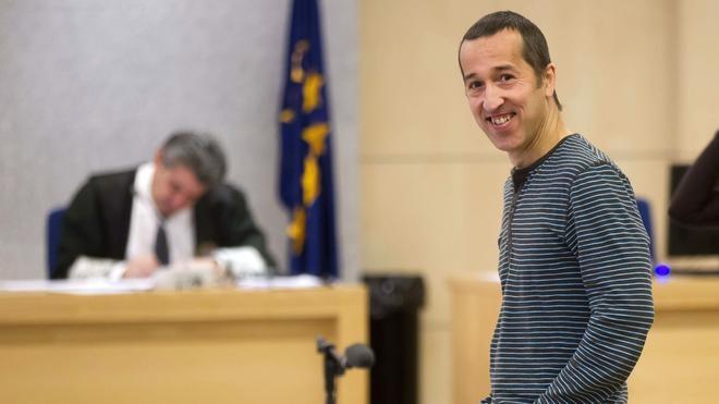 Condenado a 92 años de cárcel el exdirigente etarra que intentó matar al rey Juan Carlos en el Guggenheim