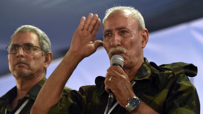 El Frente Polisario elige a Brahim Ghali como su nuevo líder
