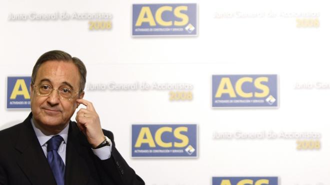 ACS construirá un gasoducto en Arabia Saudí por 90,5 millones