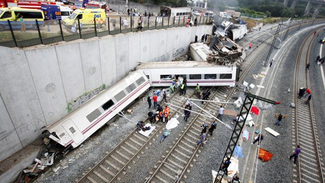 Décimo siniestro mortal de tren en dos décadas