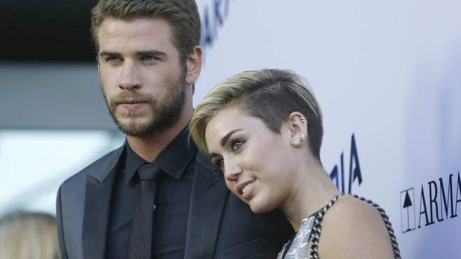Liam Hemsworth recuerda viejos tiempos con Miley Cyrus