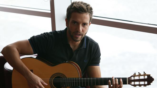 Pablo Alborán, el español más nominado a los Grammy Latinos