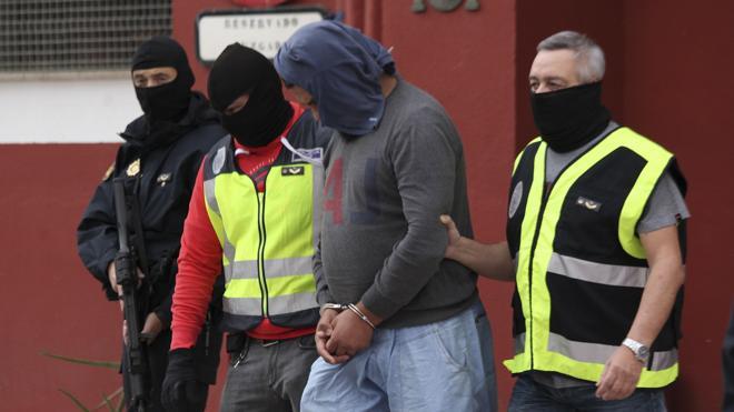 Prisión para los yihadistas detenidos en San Sebastián, Ceuta y Altea