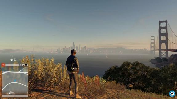'Watch Dogs 2'. /