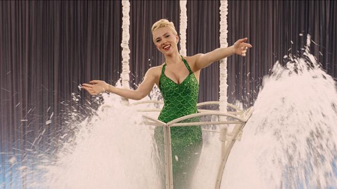 Scarlett Johansson sueña con ser una princesa Disney