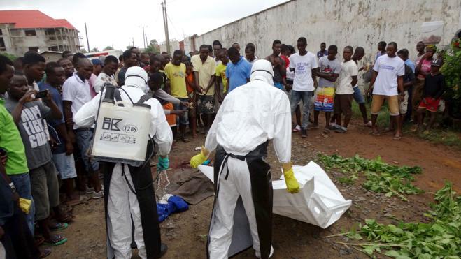 Confirman la eficacia de la que será la primera vacuna contra el ébola