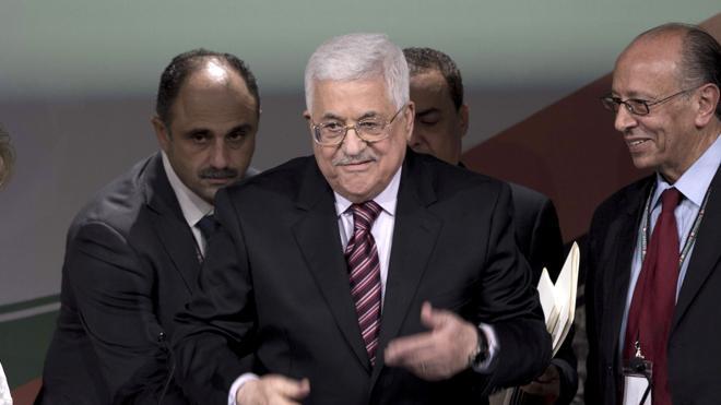 Mahmud Abás se muestra «dispuesto a negociar» si Israel detiene los asentamientos