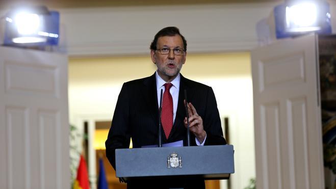Rajoy, sobre el dictamen del accidente del Yak-42: «Eso ya está sustanciado judicialmente»