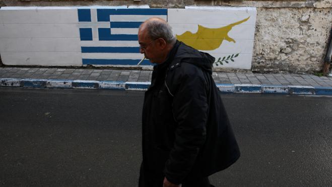 Intercambio de mapas en Chipre para reunificar la isla