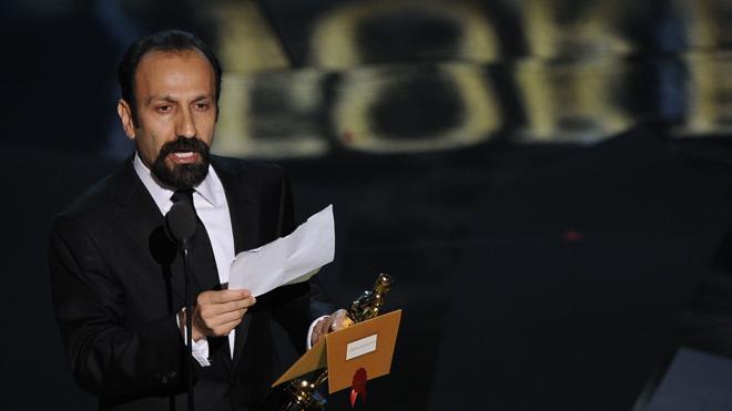 Un director iraní nominado al Oscar no podrá ir a la gala por la orden de Trump