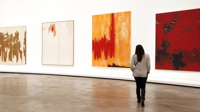 Estallido expresionista en el Guggenheim
