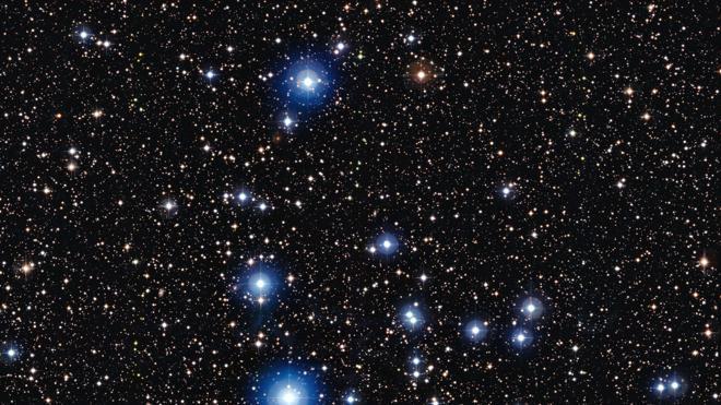 Observan el primer planeta que hace vibrar a su estrella