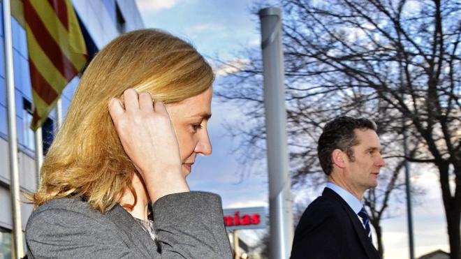 El tribunal dinamita gran parte de la acusación contra Urdangarin y exculpa a la infanta