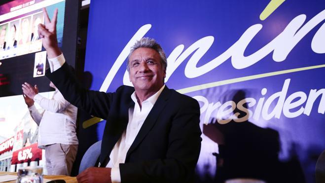 Confirman la segunda vuelta en las elecciones de Ecuador
