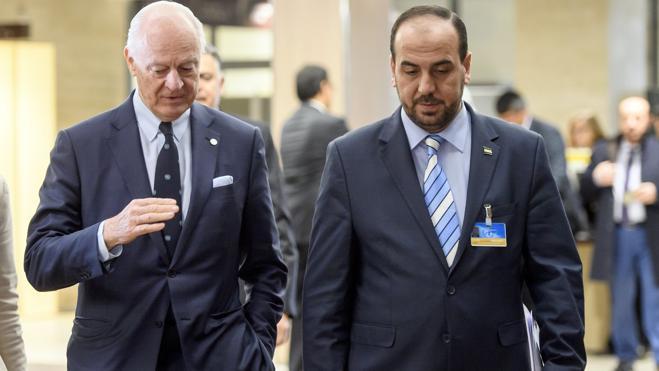 La ONU comprueba que las fuerzas sirias atacaron a civiles con gas cloro