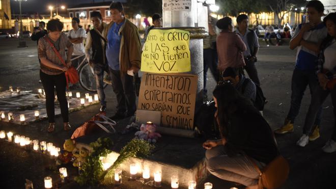 Las niñas que murieron en Guatemala estaban encerradas «bajo llave»