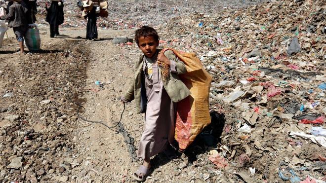 El mundo sufre la «peor crisis humanitaria» de las últimas décadas, según la ONU