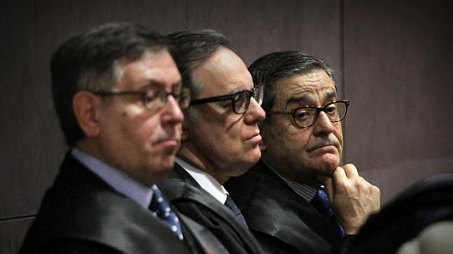 Cabieces, condenado a un año de cárcel por el 'caso Kutxabank' y Mario Fernández a seis meses