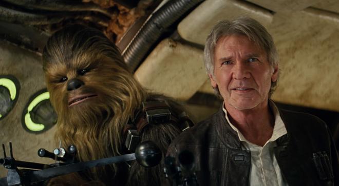 Cuando Han encontró a Chewbacca