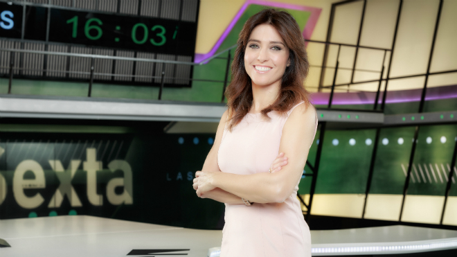 Helena Resano bate récord de audiencias con 'La Sexta Noticias'